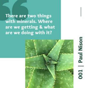 Paul Nison Quote Card