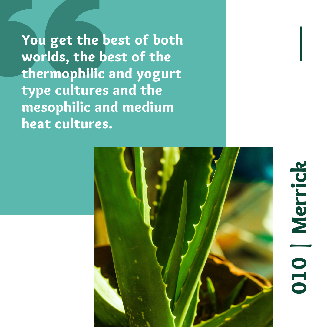 The Probiotic Maker Quote Card